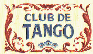 Club de Tango - The magazine for the true Tango lovers